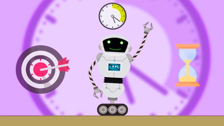 انیمیشن دستیار هوشمند