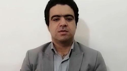آقای آخوندی - مدیر و موسس مجموعه فرهنگ نوین و پارسیس