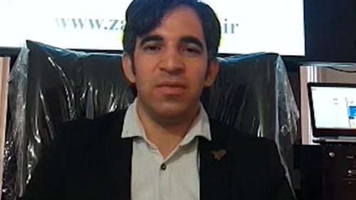 آقای قرقانی - مدیریت آموزشگاه زبان ایده آل