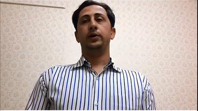 آقای اصغری - مدیر آموزشگاه کیهان دلیجان