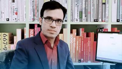  نظر لطف آقای حسنیان؛ مدیر موسسه صدر