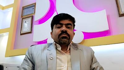 آقای کشتکار مدیر آموزشگاه سپاس شیراز