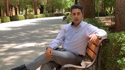 آقای قاسمیان - مدیر آموزشگاه ویرا استان یزد